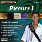 Speedstudy High School Age 14+ Math Sciences Software PC Windows XP Vista 7 8 10