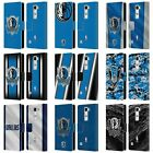 OFFICIAL NBA DALLAS MAVERICKS LEATHER BOOK WALLET CASE COVER FOR LG PHONES 2 on eBay