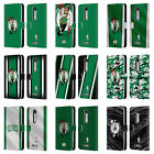 OFFICIAL NBA BOSTON CELTICS LEATHER BOOK WALLET CASE COVER FOR MOTOROLA PHONES 2 on eBay