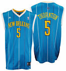 Adidas NBA Mens New Orleans Hornets Marcus Thornton #5 Replica Basketball Jersey on eBay