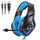 ONIKUMA K1 Bass Headset Gaming Headphones Earphones with Mic for PS4 Xbox One