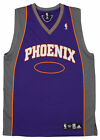 Adidas NBA Men's Phoenix Suns Blank Basketball Jersey, Purple