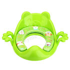 Kids Child Toddler Toilet Chair Potty Training Seat Handle Soft Cushion Pad