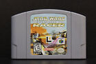 Star Wars Episode 1 Racer - Nintendo N64 Game Authentic $13.9 USD on eBay