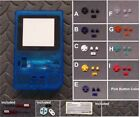 Nintendo Game Boy Pocket MGB-001 Replacement Shell+Lens -Pick Shell/ButtonColor
