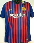 FC Barcelona 18/19 Home  Soccer Jersey, sizes S-XL - FREE SHIPPING