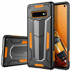 For Samsung Galaxy S10 / S10+ Plus Tough Shockproof Armor Defender Phone Case
