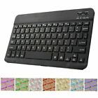 "US Universal Wireless Bluetooth Keyboard For Acer Iconia 7"" 8"" 10.1"" inch Tablet"
