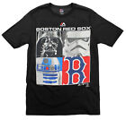 MLB Youth Boston Red Sox Star Wars Main Character T-Shirt, Black on Ebay
