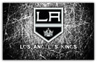 "Los Angeles Kings NHL Car Bumper Sticker Decal ID:4 ""SIZES"" $4.25 USD on eBay"