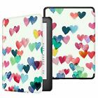 For Amazon Kindle 10th Generation 2019 Case Slimshell Leather Cover Sleep/Wake