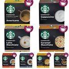 Nescafe Dolce Gusto STARBUCKS Coffee Pods-BUY 3 OR MORE GET FREE DELIVERY