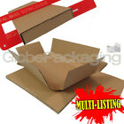 DL SIZE LARGE LETTER CARDBOARD POSTAL SHIPPING PIP POSTAGE BOXES *ALL QTY'S*