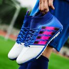NEW Men Kids Boys Soccer Indoor Cleats Athletic Shoes Turf Soccer Football Boots for sale  China