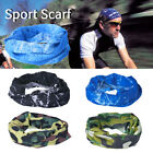 Mens Womens Outdoor Magic Sports Scarf Riding Cycling Camping  Face Mask