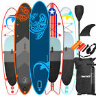 NEMAXX Stand up Paddle Board, SUP Surfbrett, Surf-Board, Set aufblasbar + Paddel