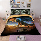 Skulls New Quilt Duvet Cover Set Twin Queen King Size Bedding Set Pillow Case image