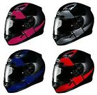 HJC Adult CL-17 Boost Full Face Motorcycle Helmet SNELL DOT Sport Touring