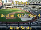 New York Mets vs Arizona Diamondbacks 9/11/19, 4 Tickets on Ebay