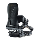 Rome Katana Black Mens 2019 Snowboard Bindings