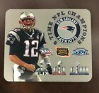New England Patriots Mouse Pad Super Bowl NFL Champions Made In Michigan on eBay