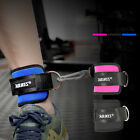 Foot Ankle Strap Weight Lifting Training Leg Exerciser Cable Machine Fitness Gym image
