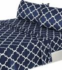 Bed Sheet Set with Pillow Case Microfiber Also in Pack of 10 Utopia Bedding image