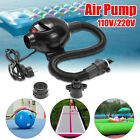 Electric Air Pump For Air Track Inflatable Tumbling Home Gymnastics