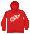 Outerstuff NHL Youth Detroit Red Wings Primary Logo Fleece Hoodie $25.49 USD on eBay