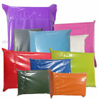 COLORED MAILING BAGS POSTAL SACKS MAIL POST/SHIPPING  BAGS ALL COLOURS 4 SIZES