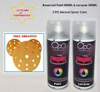 Fiat GOLD Car Spray Paint Professional Touch Up , Aerosol , Lacquer , Primer
