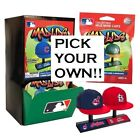 MLB Teenymates Mad Lids Series 1 **PICK YOUR OWN** Baseball