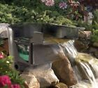 Pond Waterfall Incl. Filter System by Aquaforte Water Element Pond Filter Filter