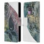 OFFICIAL STEPHANIE LAW INSECTS LEATHER BOOK WALLET CASE FOR SAMSUNG PHONES 1