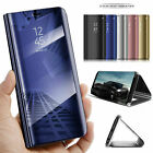 Case For Samsung Galaxy S9 Smart View Mirror Slim Flip Stand Cover