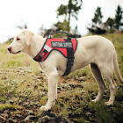 ESA Dog Harness Reflective Large Dogs Vest Emotional Support Patches for Big Dog