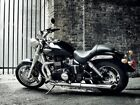 C0116 Triumph Motorbike Hot Black and white Sparkling Wall Print POSTER AU $19.95 AUD on eBay
