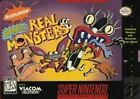 .SNES.' | '.AAAHH Real Monsters.