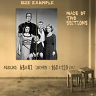 196878 The Munsters Classic TV Wall Print Poster UK