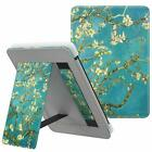 MoKo For All-New Kindle 10th Gen 2019 Case Slim PU Leather Smart Stand Cover