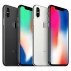 Apple iPhone X A1901 - 256GB - Silver, Space Gray GSM (Unlocked AT&T / T-Mobile)
