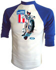 VTG 70s Evel Knievel Ideal Stunt Cycle promo Harley Davidson Iron-On NEW T-Shirt $32.99 USD on eBay