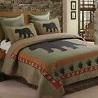 Duke Imports Virah Bella Collection - Phyllis Dobbs - 3 Piece Bear and Paw Patch