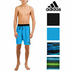 NEW Adidas Boys Swim Trunks Board Shorts Swimwear VARIETY OF COLORS