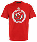 adidas NHL Men's Team Logo Training Tee, New Jersey Devils $22.5 USD on eBay