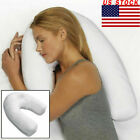 2pcs Side Sleeper Therapeutic Pillow Neck & Back Sleeping Spine During Sleep Us