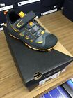 Startrite Charge boys / girls rugged trainers in grey and orange