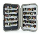 G Fly Box   Mixed Assortment of Nymph Trout Fishing Flies Qty 10 25 50 100