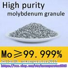 High Purity Mo 99.999% Pure Elemental Molybdenum Grain Granule Particle For Lab