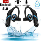 Kyпить Wireless bluetooth 5.0 TWS Earbuds Earphones Waterproof Sports Headphone Headset на еВаy.соm